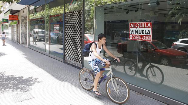 Locales comerciales en la zona de Ciudad Jardín