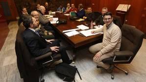 Reunión de la Mesa de Veladores de Córdoba