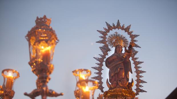 Procesión de la Virgen de Villaviciosa