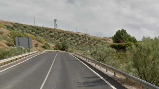 Carretera en la que ha tenido lugar el siniestro
