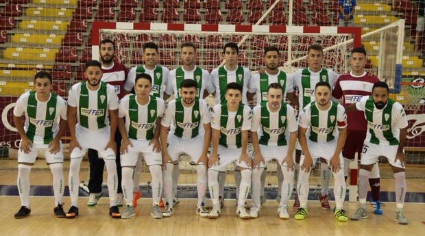 Plantilla del Itea CCF Futsal para la temporada 2017/18