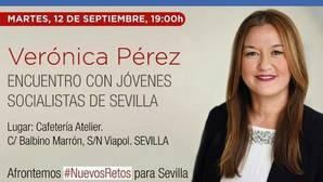 El Consejo de la Juventud convocó el acto de Verónica Pérez por un «error»