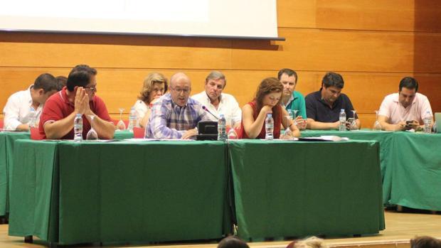Comité provincial del PSOE de Jaén celebrado el pasado 1 de septiembre