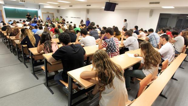 Las matriculaciones ya han comenzado en la unviersidad