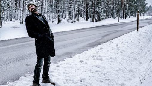 Josele Santiago, en una imagen promocional de su nuevo disco
