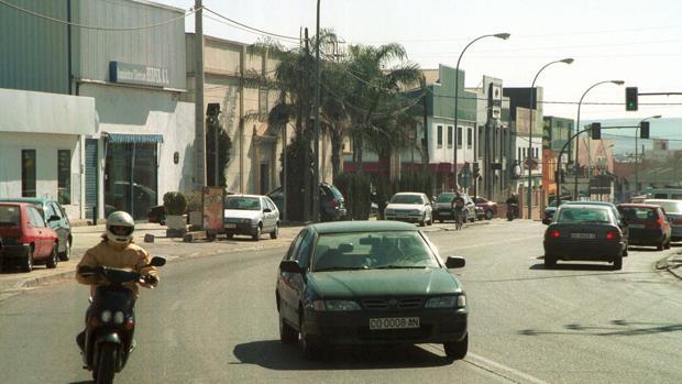 Polígono industrial de Córdoba