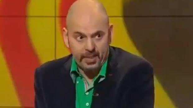 Daniel Estulin, en plena crítica a Andalucía en TV3