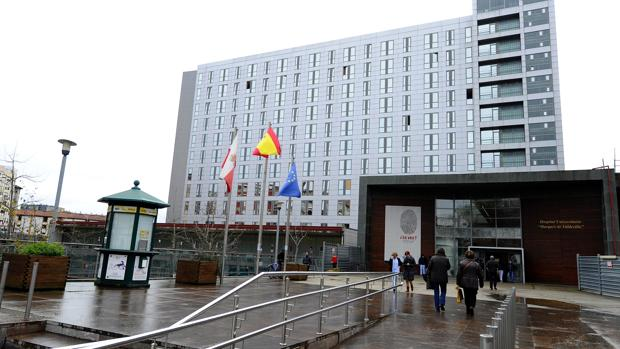Los afectados por el escape de gas han sido trasladados al hospital Marqués de Valdecilla de Santander