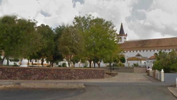 La población onubense de La Zarza
