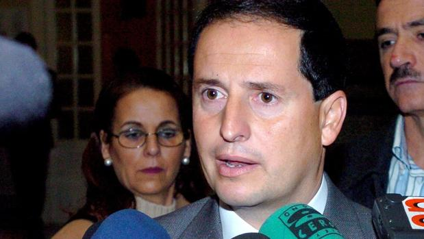 Carlos Fernández en una imagen de archivo