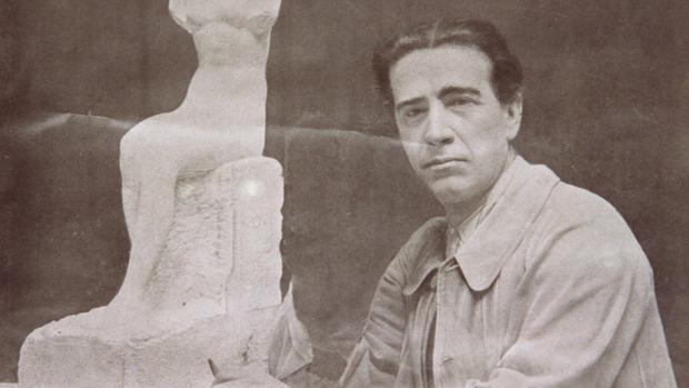 El escultor cordobés Mateo Inurria