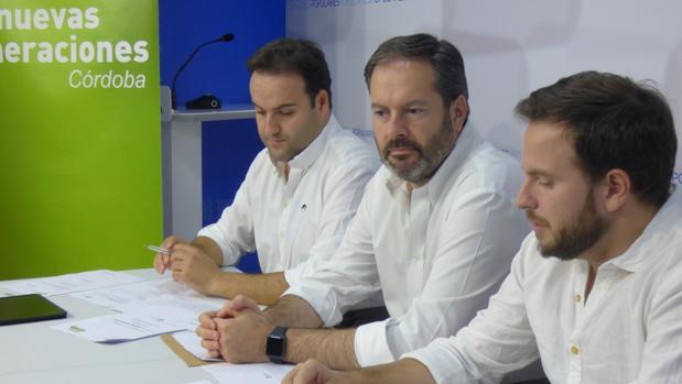 Junta Directiva de NNGG en Córdoba