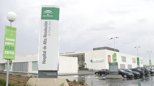 Imagen del Hospital de Alta Resolución de Puente Genil