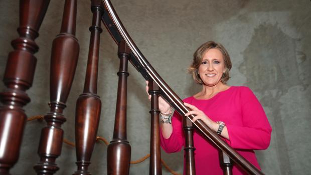 María José Sánchez, pregonera de la Semana Santa de Córdoba