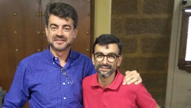 Juan Mera y Juan Carlos Torrejón
