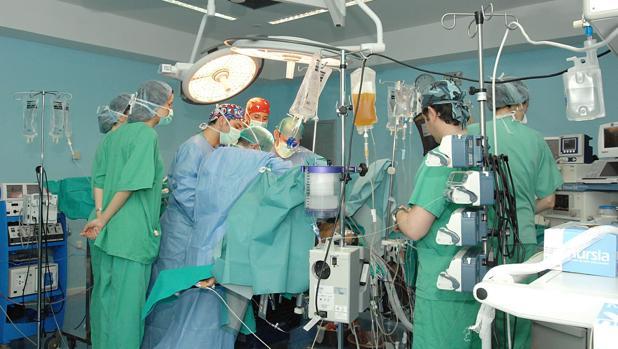 Trasplante hepático en el Complejo Hospitalario de Jaén
