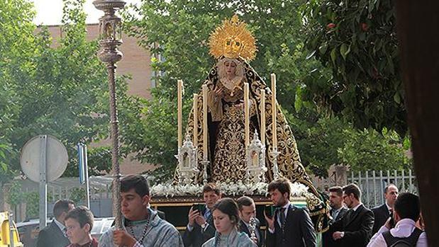 Virgen de la Esperanza del Valle