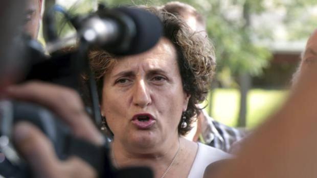 Francisca Granados, el pasado verano