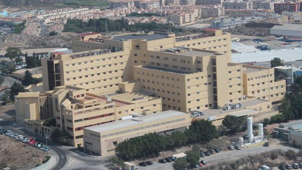 Hospital Torrecárdenas de Almería