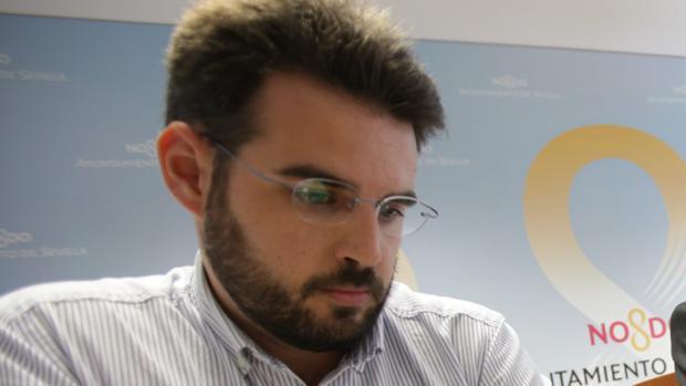 El ex concejal de IU Francisco Manuel Silva
