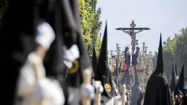 La hermandad del Amor, el Domingo del Ramos