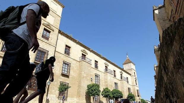 Fachada del Palacio Episcopal