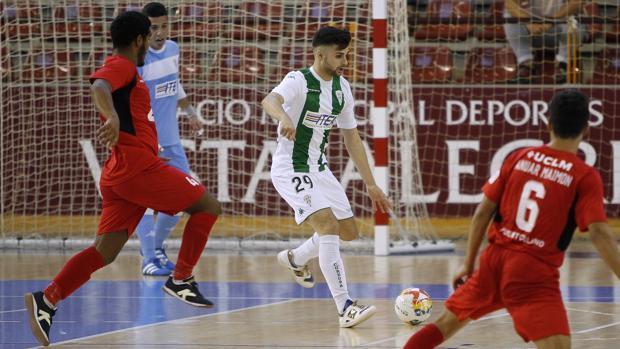 El Itea CCF Futsal en un partido de la temporada regular