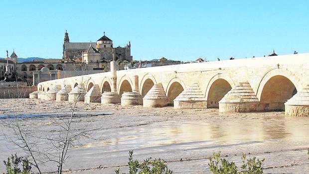 El Guadalquivir a su paso por Córdoba