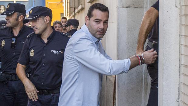 Francisco Javier Medina, el único acusado por el doble crimen de Almonte