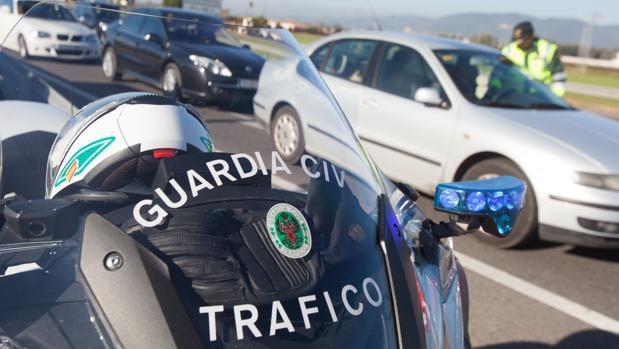 Control de drogas y alcoholemia en las carreteras de Córdoba