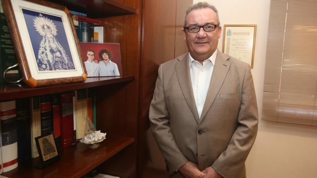 Rafael Guerrero, prior de Servitas