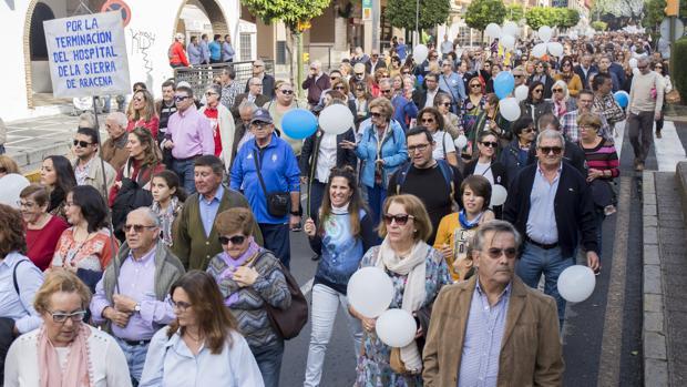 Miles de personas se han manifestado este domingo por las calles de Huelva