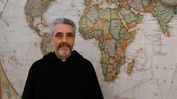El agustino, Luis Marín de San Martín