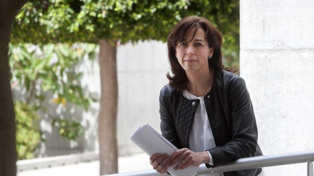 María Luisa Ceballos, secretaria general del PP