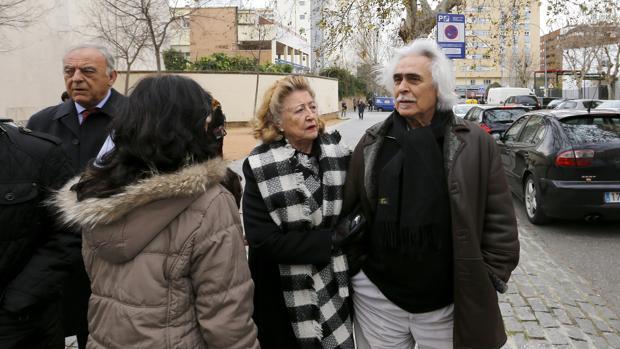 Rafael Gómez, a la espera de entrar en un juicio