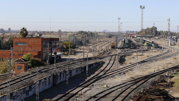 Estación de mercancías de El Higuerón