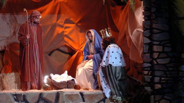 Última representación del auto sacramental