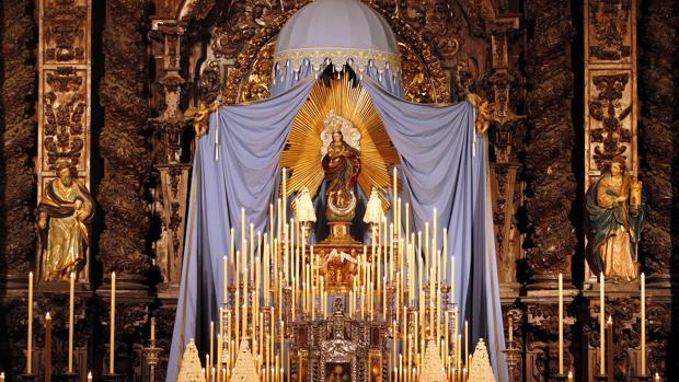 Cultos de la Inmaculada Concepción del Sepulcro