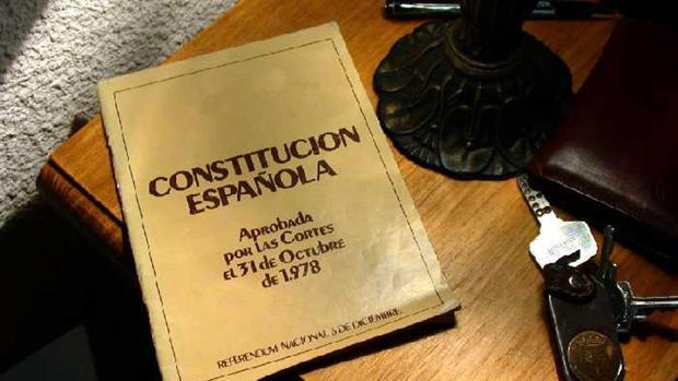 Casi 40 años después de la Constitución del 78 ya se piden reformas