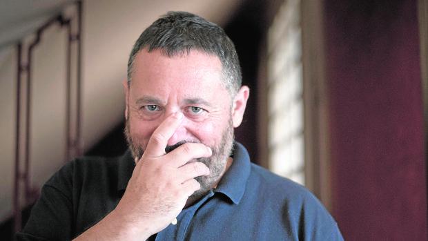 El actor Pepón Nieto