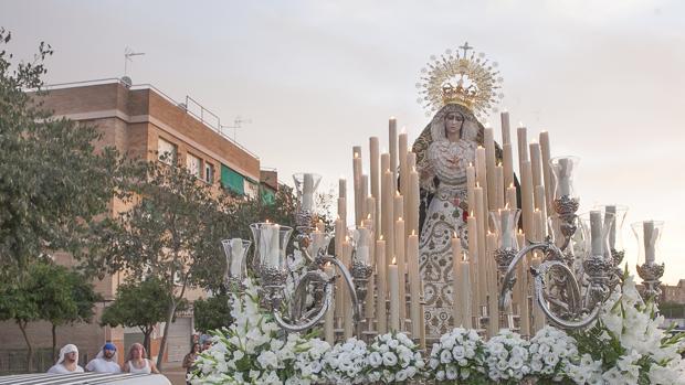 Virgen de la O, de Fátima