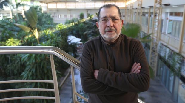 Juan Pidre Alonso, nuevo capataz del palio del Perdón
