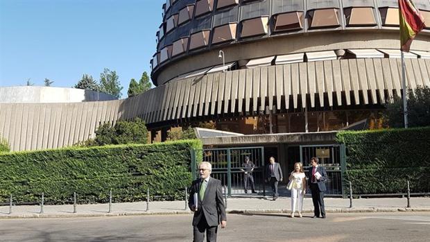 La sede del Tribunal Constitucional