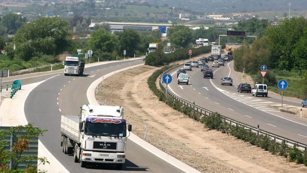 Los controles en las carreteras se están intensificando.