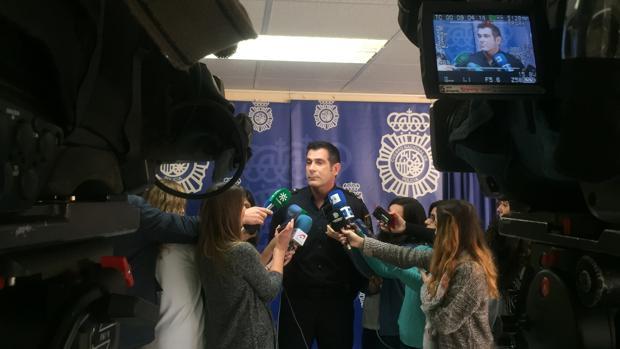 Los dos niños están en la Jefatura de la Policía Nacional de Sevilla