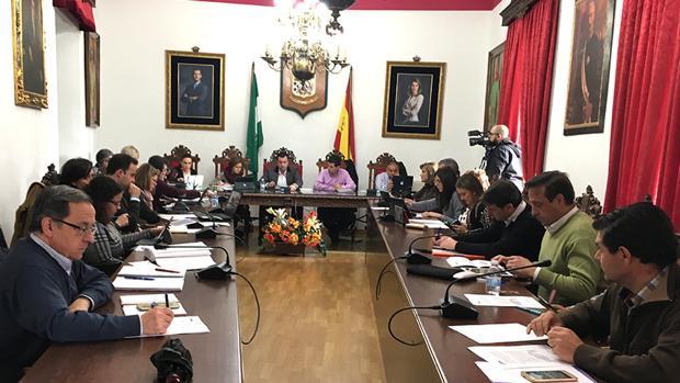 Pleno del Ayuntamiento de Priego de Córdoba celebrado el 28 de diciembre de 2017