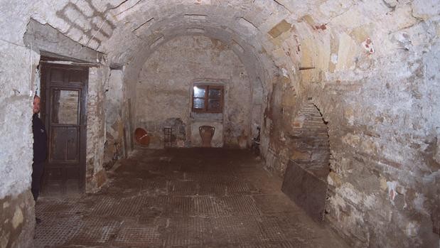 Baños árabes de Santa María, en la Judería