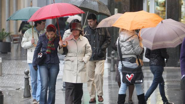La lluvia seguirá esta semana en Córdoba