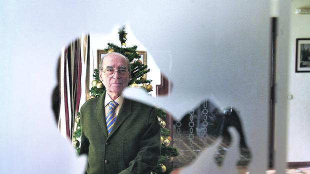 José García Marín, propietario de El Caballo Rojo