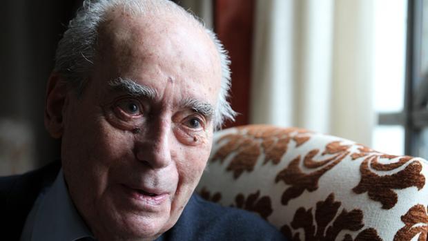 José García Marín, durante una entrevista con ABC Córdoba